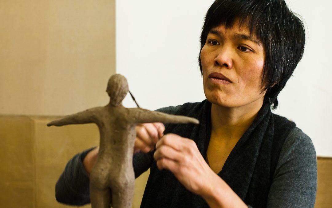 Supi Hsu: construcción, conversación, emoción.